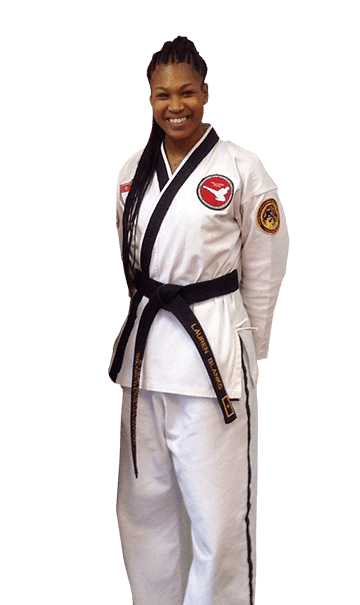 Ms. Lauren Blanks Hilliard ATA Martial Arts