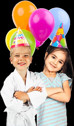Martial Arts Hilliard ATA Martial Arts - Birthday Parties